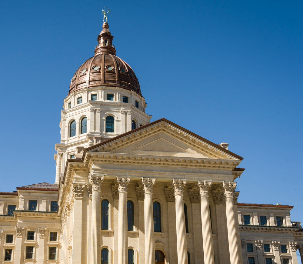 Kansas State Capitol | Jayhawks for Higher Education