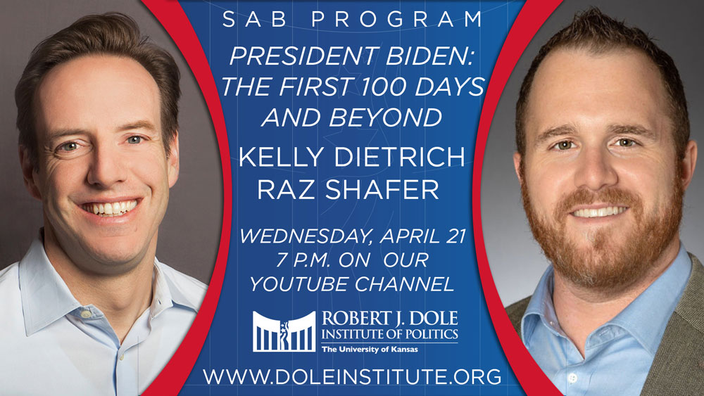 SAB Program – President Biden: The First 100 Days and Beyond