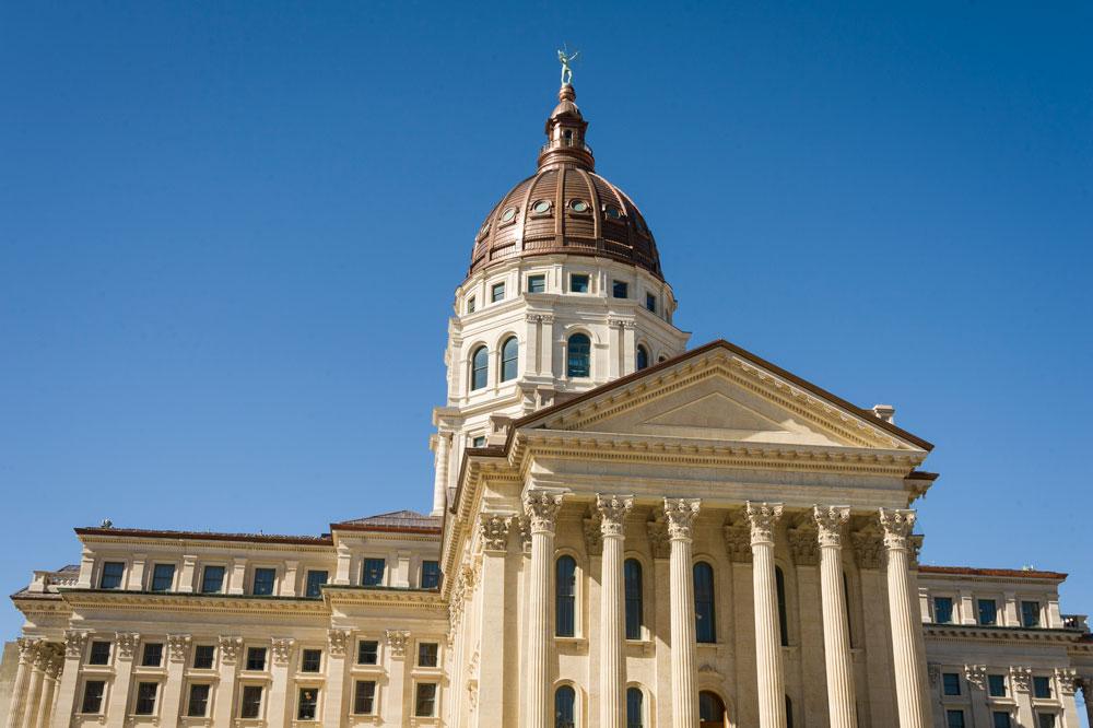 Kansas State Capitol | Jayhawks for Higher Education