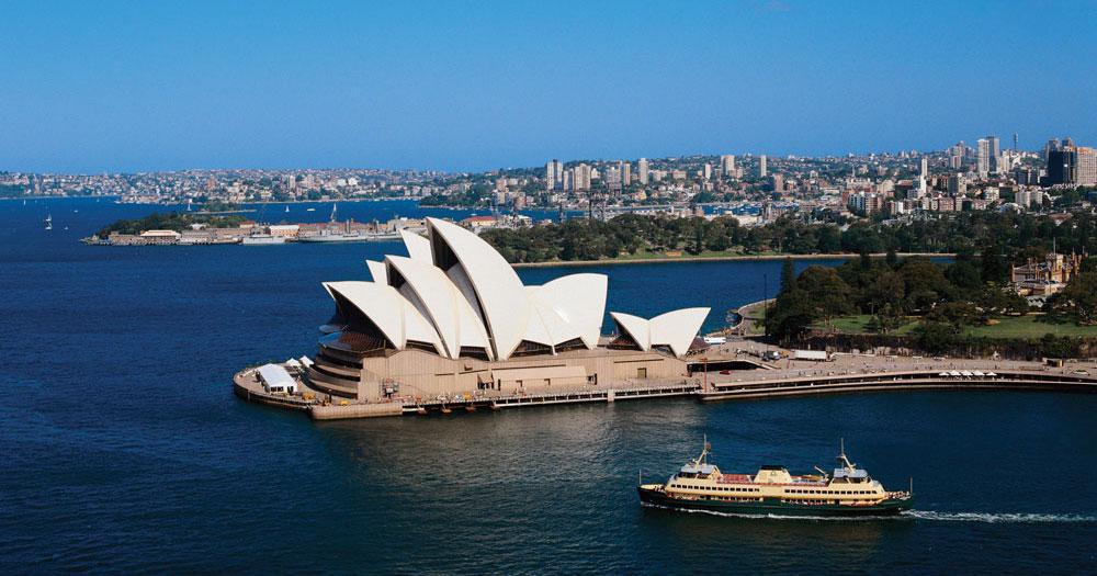 Sydney Opera House | Exploring Australia & New Zealand | Flying Jayhawks