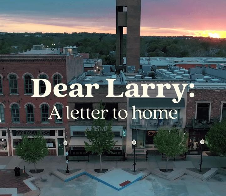 Dear Larry short film