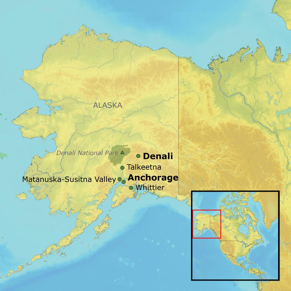 Alaska Heritage and Wildlife