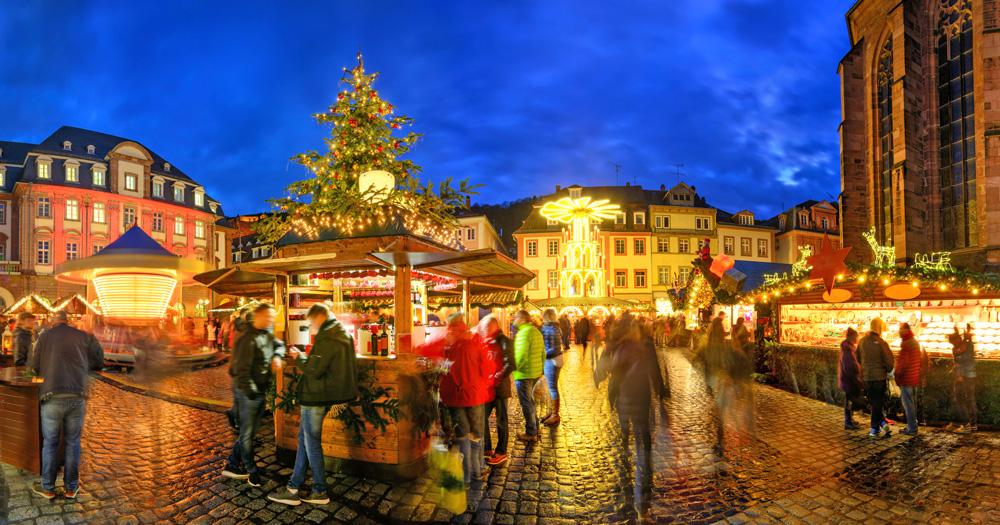 Holiday Markets Cruise