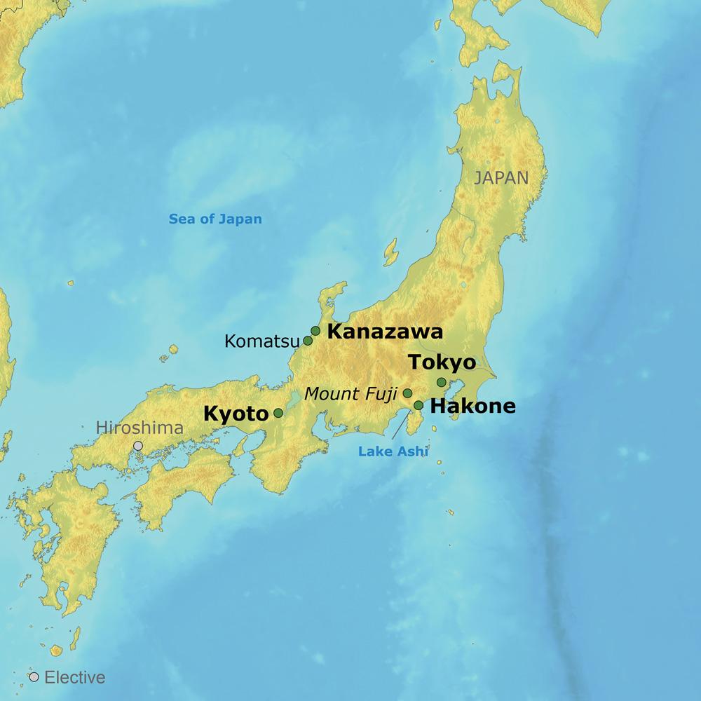 Japan | Flying jayhawks
