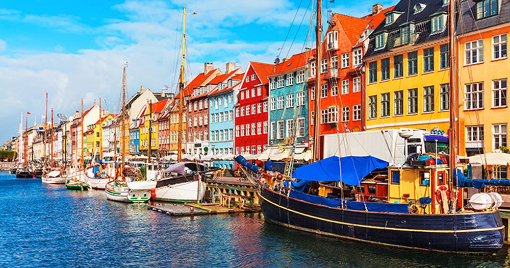 Medieval Montage Baltic & Scandinavia