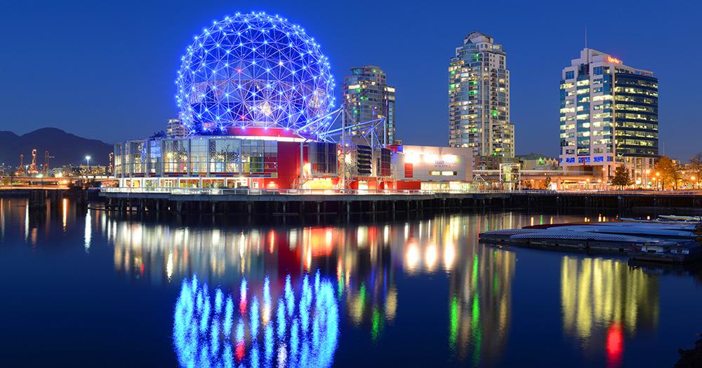Vancouver to Toronto | Flying Jayhawks