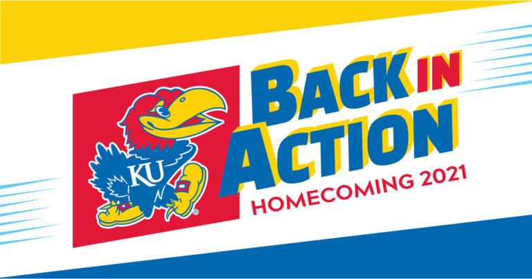 Back in Action | KU Homecoming 2021